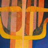 Composición 9 (73x60cms / Óleo sobre lienzo / Precio aprox 2250 Euros)
