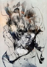 'MADRE' BY RUSS MILLS (PRINT)