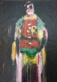 'ROBIN' (BIG) BY KAREN THOMAS