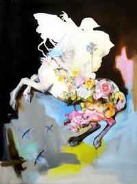 'MARENGO MY LOVE' BY JAMES BAKER  (PRINT)