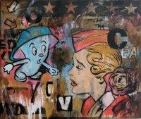 'REBUS' BY FLAVIO FALENA (SOLD)