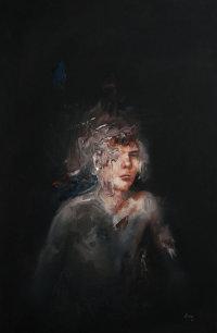 'TOMMY' BY DANIEL STEPANEK (Sold)