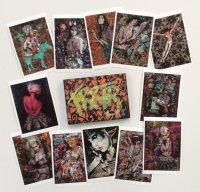 TRXTR BOXED SET OF 12 MINI PRINTS