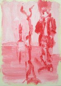 'Barry Flanagan' by Enzo Marra