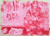 'Alan Davie' by Enzo Marra