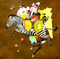 'KINGS OF KUMASI' BY JAMES BAKER (PRINT)