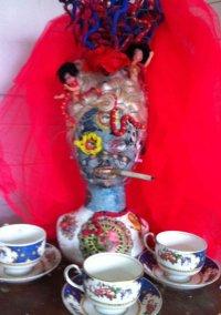 'MORE TEA VICAR' BY BELLESTAR