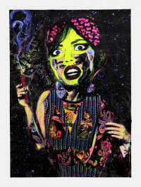 'NIGHT NURSE' BY JUDITH SUPINE (SOLD)