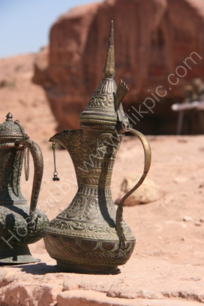 Souvenirs for Sale, Petra