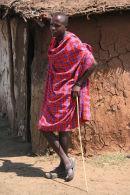 Masai Farmer, Tanzania