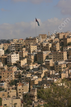 Amman from the Citadel