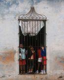 Children in School,Trinidad