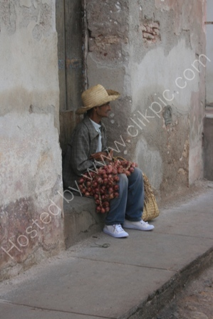 Onion Seller, Trinidad