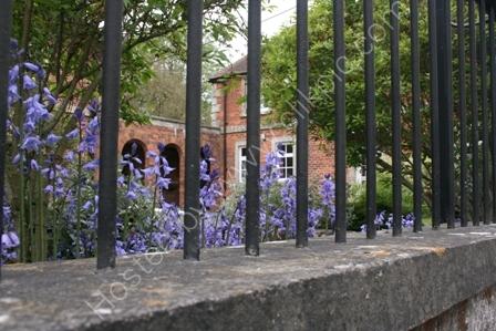 Railings of St John's, Heytesbury