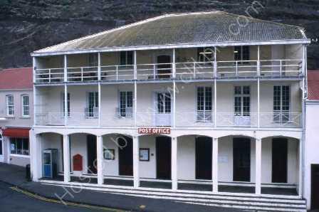 Post Office, Jamestown
