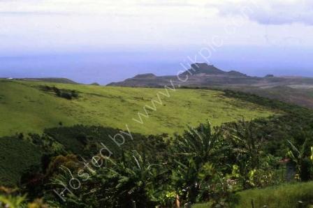 Inland Landscape, St Helena