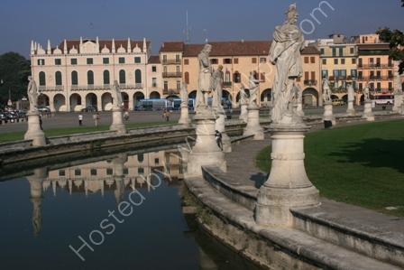 Early Morning in Padua