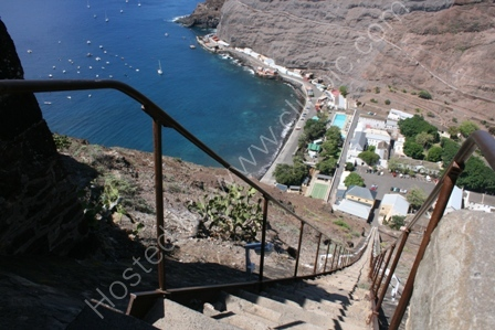Jacob's Ladder,St Helena