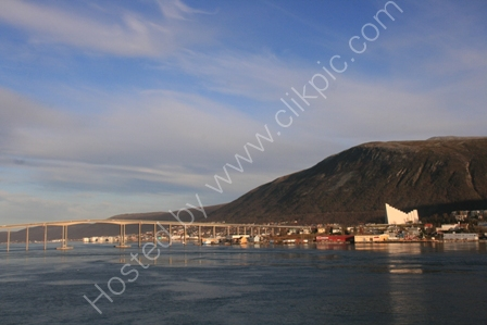 Tromso from the south