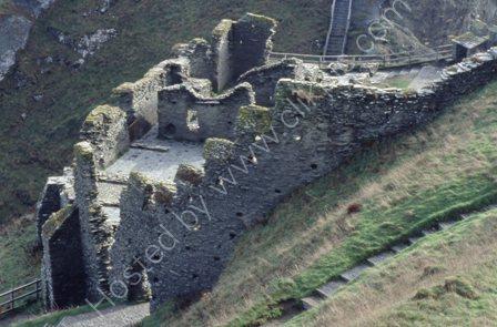 Tintagel Castle, Cornwall
