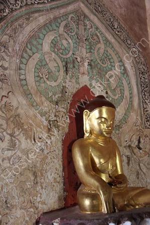 Buddha, Bagan