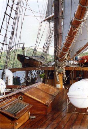 Deck of Soren Larsen