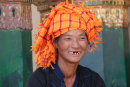 A woman from Shan State