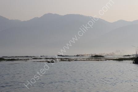 Lake inle at Dawn