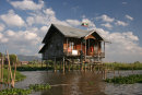 Village Post Office on Inle Lake