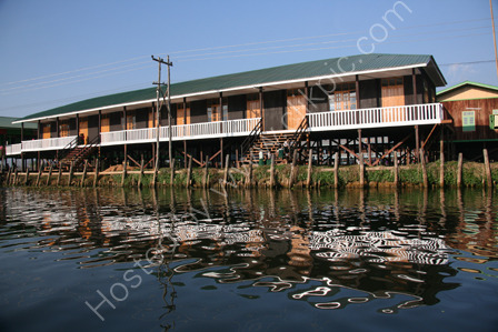 Kay Lar School, Inle lake