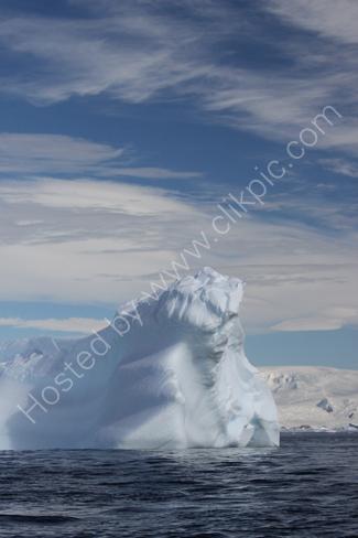 Iceberg, Antarctica