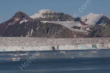 Kongsfjord, Spitsbergen
