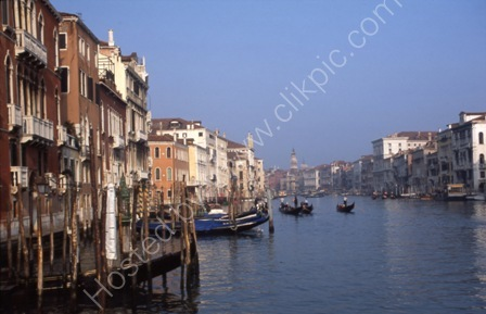 The Grand Canal,Venice