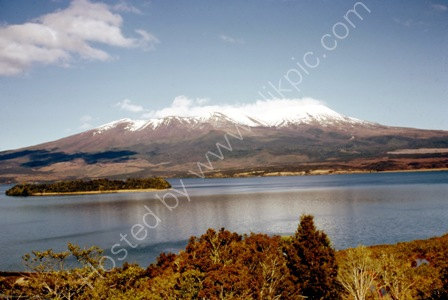 Mt Tongariro, North Is, NZ