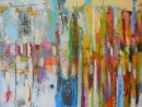 i saw a lot of people... 60 x 120cm