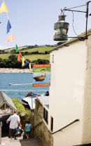 Ferry Steps Salcombe