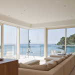 Sitting room with a view