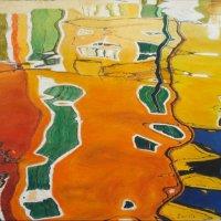 Burano reflections 4 - pastels