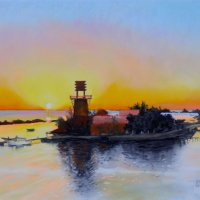 Sunrise Sheraton El Gouna  pastels