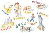 From Children's alphabet