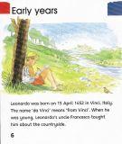 Leonardo da Vinci, children's non-fiction.