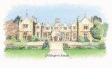 House portrait: Dillington House
