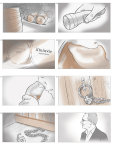 Storyboards (II) for Kininvie Whisky, William Grant