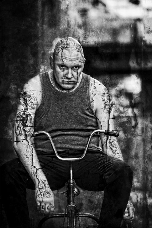 Asylum Man 1
