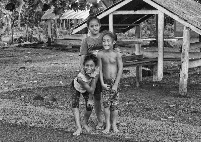 Children Savaii-16