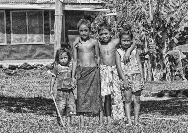 Children Savaii-27