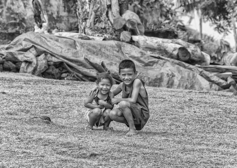 Children Savaii-47