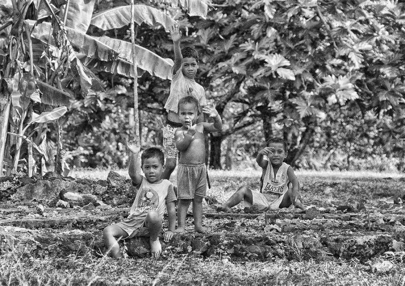 Children Savaii-54