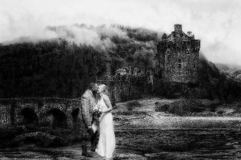 Highland castle