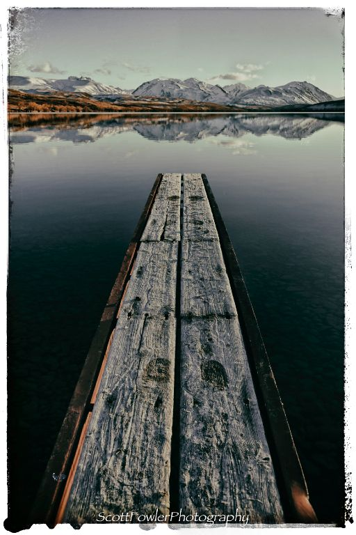 Jetty of old